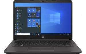 """Ноутбук HP 240 G8 14""""/Intel Core i7 1065G7 1.3ГГц/16ГБ/512ГБ SSD/Intel Iris Plus graphics /Windows 10 Professional/3A5V7EA/черный"""