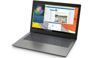 "Ноутбук LENOVO IdeaPad 330-15AST 15.6""/AMD A9 9425 3.1ГГц/4Гб/256Гб SSD/AMD Radeon R530 2048 Мб/Free DOS/81D600RTRU/черный"