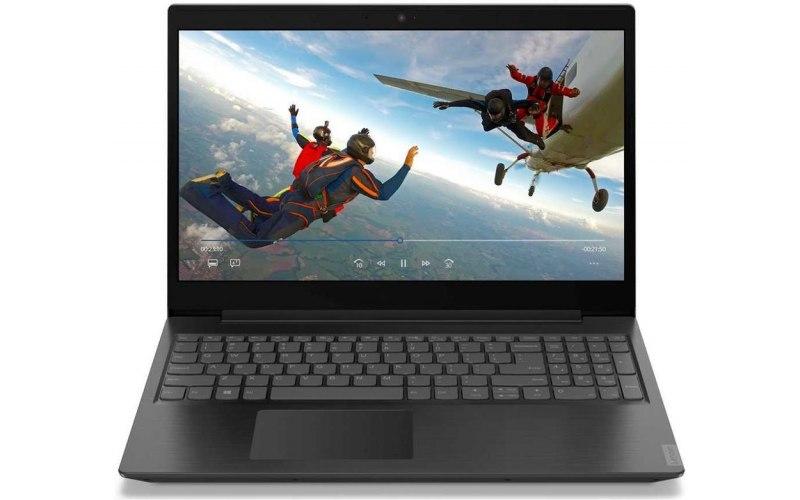 "Ноутбук LENOVO IdeaPad L340-15IWL 15.6""/Intel Pentium 5405U 2.3ГГц/4Гб/256Гб SSD/Intel UHD Graphics 610/Free DOS/81LG00G8RK/черный"