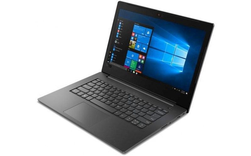 """Ноутбук LENOVO V130-14IKB 14""""/Intel Core i3 7020U 2.3ГГц/4Гб/500Гб/Intel HD Graphics 620/Windows 10 Professional/81HQ00EBRU/темно-серый"""