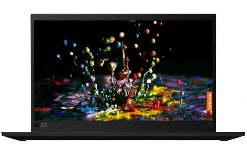 "Ультрабук LENOVO ThinkPad X1 Carbon 14""/IPS/Intel Core i5 8265U 1.6ГГц/8Гб/256Гб SSD/Intel UHD Graphics 620/Windows 10 Professional/20QD003ERT/черный"