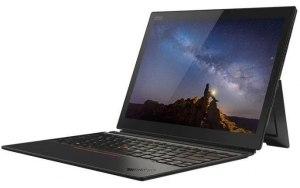 "Ноутбук-трансформер LENOVO ThinkPad X1 Tablet 13""/Intel Core i7 8550U 1.8ГГц/16Гб/512Гб SSD/Intel UHD Graphics 620/Windows 10 Professional/20KJ001HRK/черный"