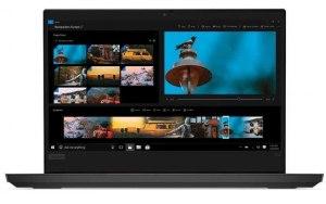 """Ноутбук LENOVO ThinkPad E14-IML T 14""""/IPS/Intel Core i5 10210U 1.6ГГц/8Гб/1000Гб/256Гб SSD/Intel UHD Graphics /noOS/20RA002TRT/черный"""