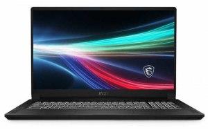 """Ноутбук MSI Creator 17 B11UH-416RU 17.3""""/IPS/Intel Core i9 11900H 2.5ГГц/32ГБ/2ТБ SSD/NVIDIA GeForce RTX 3080 для ноутбуков - 16384 Мб/Windows 10/9S7-17M121-416/черный"""