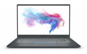 """Ноутбук MSI Prestige 15 A10SC-213RU 15.6""""/IPS/Intel Core i5 10210U 1.6ГГц/8Гб/512Гб SSD/nVidia GeForce GTX 1650 MAX Q - 4096 Мб/Windows 10/9S7-16S311-213/серый"""