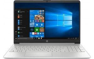 """Ноутбук HP 15s-fq1109ur 15.6""""/IPS/Intel Core i5 1035G1 1.0ГГц/16ГБ/512ГБ SSD/Intel UHD Graphics /Windows 10/24A96EA/серебристый"""