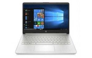 """Ноутбук HP 14s-dq1041ur 14""""/IPS/Intel Core i3 1005G1 1.2ГГц/4ГБ/256ГБ SSD/Intel UHD Graphics /Windows 10/2L2N5EA/серебристый"""