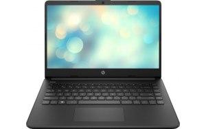 "Ноутбук HP 14s-dq3004ur 14""/Intel Celeron N4500 1.1ГГц/4ГБ/256ГБ SSD/Intel UHD Graphics /Free DOS 3.0/3E7L8EA/черный"
