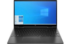 """Ноутбук-трансформер HP Envy x360 15-ee0023ur 15.6""""/IPS/AMD Ryzen 5 4500U 2.3ГГц/8ГБ/512ГБ SSD/AMD Radeon /Windows 10/47G08EA/черный"""