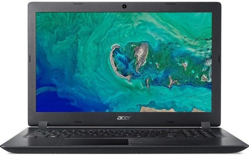"Ноутбук ACER Aspire A315-41G-R8DJ 15.6""/AMD Ryzen 3 2200U 2.5ГГц/4Гб/500Гб/AMD Radeon 535 2048 Мб/Linux/NX.GYBER.050/черный"