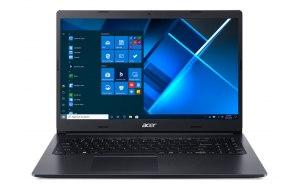 Ноутбук ACER Extensa 15 EX215-22-R21E 15.6/AMD Ryzen 5 3500U 2.1ГГц/16ГБ/512ГБ SSD/AMD Radeon Vega 8/Windows 10 Professional/NX.EG9ER.01G/черный