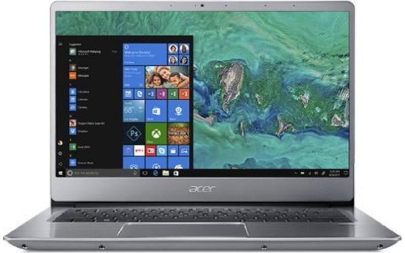 "Ультрабук ACER Swift 3 SF314-54G-81P9 14""/IPS/Intel Core i7 8550U 1.8ГГц/8Гб/256Гб SSD/nVidia GeForce Mx150 2048 Мб/Linux/NX.GY0ER.007/серебристый"