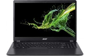 "Ноутбук ACER Aspire 3 A315-56-523A 15.6""/Intel Core i5 1035G1 1.0ГГц/8Гб/512Гб SSD/Intel UHD Graphics /Linux/NX.HS5ER.006/черный"