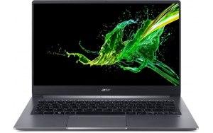 "Ультрабук ACER Swift 3 SF314-57G-5334 14""/IPS/Intel Core i5 1035G1 1.0ГГц/8Гб/512Гб SSD/nVidia GeForce MX350 - 2048 Мб/Windows 10/NX.HUEER.002/серый"