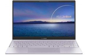 """Ноутбук ASUS Zenbook UX325EA-KG275 13.3""""/Intel Core i5 1135G7 2.4ГГц/16ГБ/512ГБ SSD/Intel Iris Xe graphics /noOS/90NB0SL2-M06930/светло-фиолетовый"""