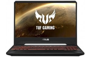"Ноутбук ASUS TUF Gaming FX505GE-BQ187 15.6""/IPS/Intel Core i5 8300H 2.3ГГц/8Гб/1000Гб/nVidia GeForce GTX 1050 Ti 4096 Мб/noOS/90NR00S3-M07080/черный"