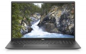 """Ноутбук DELL Vostro 5502 15.6""""/Intel Core i5 1135G7 2.4ГГц/8ГБ/256ГБ SSD/Intel Iris Xe graphics /Windows 10 Home/5502-3749/серый"""
