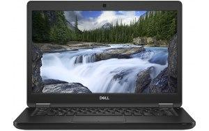 "Ноутбук DELL Latitude 5491 14""/IPS/Intel Core i5 8400H 2.5ГГц/8Гб/1000Гб/256Гб SSD/Intel UHD Graphics 630/Windows 10 Professional/5491-5499/черный"