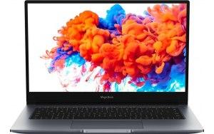 "Ультрабук HONOR MagicBook 14 2021 14""/IPS/Intel Core i7 1165G7 2.8ГГц/16ГБ/512ГБ SSD/Intel Iris Xe graphics /Windows 10/53011TCP/серый"