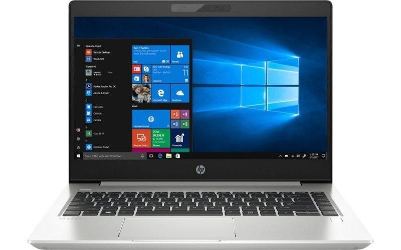 """Ноутбук HP ProBook 440 G6 14""""/Intel Core i5 8265U 1.6ГГц/8Гб/512Гб SSD/nVidia GeForce Mx130 2048 Мб/Windows 10 Professional/5PQ49EA/серебристый"""