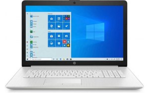 "Ноутбук HP 17-by4000ur 17.3""/IPS/Intel Core i7 1165G7 2.8ГГц/16ГБ/512ГБ SSD/Intel Iris Xe graphics /Windows 10/2X1T1EA/серебристый"