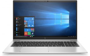 "Ноутбук HP EliteBook 855 G7 15.6""/AMD Ryzen 5 Pro 4650U 2.1ГГц/8ГБ/256ГБ SSD/AMD Radeon /Windows 10 Professional/204G4EA/серебристый"