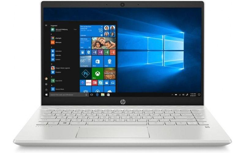 "Ноутбук HP 14-ce2006ur 14""/IPS/Intel Core i5 8265U 1.6ГГц/4Гб/16Гб Intel Optane/1000Гб/Intel UHD Graphics 620/Windows 10/6PR67EA/белый"