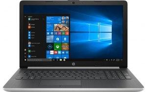 """Ноутбук HP 15-da1023ur 15.6""""/IPS/Intel Core i7 8565U 1.8ГГц/8Гб/1000Гб/128Гб SSD/nVidia GeForce Mx130 2048 Мб/Windows 10/5SV62EA/серебристый"""