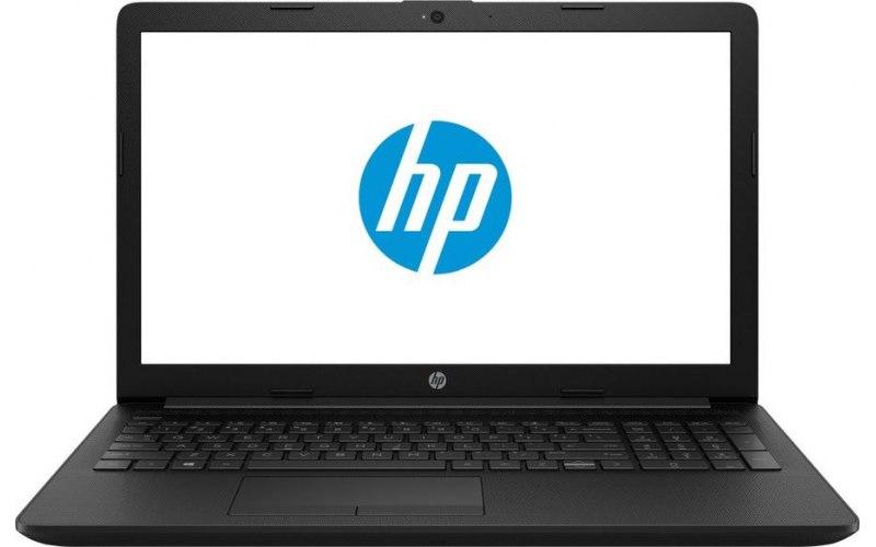 "Ноутбук HP 15-db0389ur 15.6""/AMD A6 9225 2.6ГГц/4Гб/500Гб/AMD Radeon 530 2048 Мб/Free DOS/6LC05EA/черный"