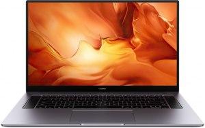 """Ноутбук HUAWEI MateBook D 16 HVY-WAP9 16.1""""/IPS/AMD Ryzen 5 4600H 3.0ГГц/8ГБ/512ГБ SSD/AMD Radeon /Windows 10 Home/53011SJJ/серый"""