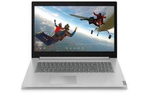 "Ноутбук LENOVO IdeaPad L340-17IWL 17.3""/Intel Core i5 8265U 1.6ГГц/4Гб/1000Гб/128Гб SSD/Intel UHD Graphics 620/Free DOS/81M0003TRK/серый"