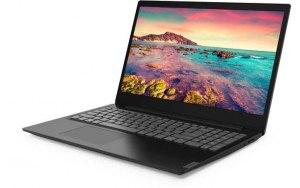 "Ноутбук LENOVO IdeaPad S145-15AST 15.6""/AMD A9 9425 3.1ГГц/8Гб/1000Гб/128Гб SSD/AMD Radeon R5/Windows 10/81N3008LRU/черный"