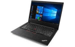 "Ноутбук LENOVO ThinkPad E480 14""/IPS/Intel Core i7 8550U 1.8ГГц/8Гб/1000Гб/AMD Radeon RX550 2048 Мб/Windows 10 Professional/20KN001VRT/черный"