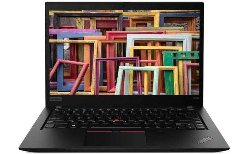 """Ноутбук LENOVO ThinkPad T490s 14""""/IPS/Intel Core i5 8265U 1.6ГГц/8Гб/256Гб SSD/Intel UHD Graphics 620/Windows 10 Professional/20NX0009RT/черный"""