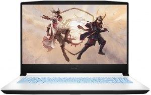 "Ноутбук MSI Sword 15 A11UE-212XRU 15.6""/IPS/Intel Core i5 11400H 8ГБ/512ГБ SSD/NVIDIA GeForce RTX 3060 для ноутбуков - 6144 Мб/Free DOS/9S7-158113-212/белый"