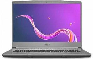 "Ноутбук MSI Creator 15M A10SD-642RU 15.6""/IPS/Intel Core i7 10750H 2.6ГГц/16ГБ/512ГБ SSD/NVIDIA GeForce GTX 1660 Ti MAX Q - 6144 Мб/Windows 10/9S7-16W124-642/серый"
