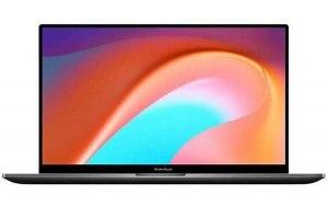 "Ноутбук XIAOMI Mi RedmiBook 16.1""/IPS/Intel Core i7 1065G7 1.3ГГц/16ГБ/512ГБ SSD/NVIDIA GeForce MX350 - 2048 Мб/Linux/XMA2012-DB-LINUX/серый"