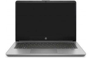 """Ноутбук HP 340S G7 14""""/Intel Core i5 1035G1 1.0ГГц/8ГБ/256ГБ SSD/Intel UHD Graphics /Free DOS 3.0/9TX21EA/серебристый"""