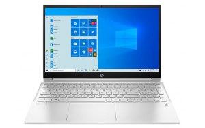 "Ноутбук HP Pavilion 15-eh0031ur 15.6""/IPS/AMD Athlon Gold 3150U 2.4ГГц/4ГБ/128ГБ SSD/AMD Radeon /Windows 10/2Y4F2EA/серебристый"