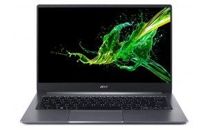 "Ультрабук ACER Swift 3 SF314-57-58ZV 14""/IPS/Intel Core i5 1035G1 1.0ГГц/8ГБ/512ГБ SSD/Intel UHD Graphics /Linux/NX.HJFER.00E/серый"