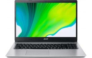 "Ноутбук ACER Aspire 3 A315-23-R2QK 15.6""/AMD Ryzen 3 3250U 2.6ГГц/8ГБ/128ГБ SSD/AMD Radeon /Eshell/NX.HVUER.005/серебристый"