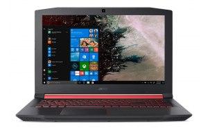 "Ноутбук ACER Nitro 5 AN515-52-592N 15.6""/IPS/Intel Core i5 8300H 2.3ГГц/8Гб/256Гб SSD/nVidia GeForce GTX 1050 Ti 4096 Мб/Linux/NH.Q3LER.020/черный"