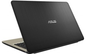 "Ноутбук ASUS VivoBook A540BP-DM097 15.6""/AMD A6 9225 2.6ГГц/8Гб/500Гб/AMD Radeon R5 M420 2048 Мб/Endless/90NB0IZ1-M01240/черный"