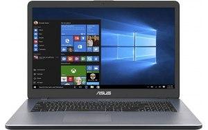 "Ноутбук ASUS VivoBook A705UB-BX272T 17.3""/Intel Pentium 4417U 2.3ГГц/4Гб/1000Гб/nVidia GeForce Mx110 2048 Мб/Windows 10/90NB0IG2-M03040/серый"