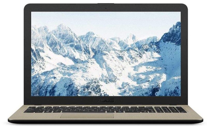 "Ноутбук ASUS VivoBook X540BA-GQ386 15.6""/AMD A4 9125 2.3ГГц/4Гб/500Гб/AMD Radeon R3/Endless/90NB0IY1-M05300/черный"