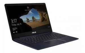 """Ноутбук ASUS Zenbook UX331UN-C4035T 13.3""""/IPS/Intel Core i5 8250U 1.6ГГц/8Гб/256Гб SSD/nVidia GeForce Mx150 2048 Мб/Windows 10/90NB0GY1-M04350/синий"""