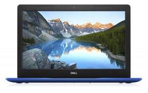 """Ноутбук DELL Inspiron 3584 15.6""""/Intel Core i3 7020U 2.3ГГц/4Гб/1000Гб/Intel HD Graphics 620/Linux/3584-1529/синий"""