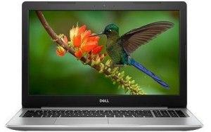 "Ноутбук DELL Inspiron 5575 15.6""/AMD Ryzen 3 2200U 2.5ГГц/4Гб/2Тб/AMD Radeon R530 2048 Мб/DVD-RW/Windows 10/5575-1789/серебристый"