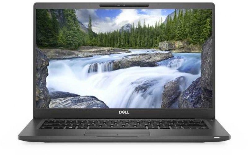 """Ноутбук DELL Latitude 7400 14""""/WVA/Intel Core i7 8665U 1.9ГГц/16Гб/512Гб SSD/Intel UHD Graphics 620/Windows 10 Professional/7400-2712/черный"""