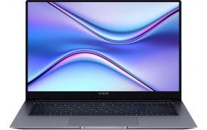 "Ультрабук HONOR MagicBook X14 14""/IPS/Intel Core i3 10110U 2.1ГГц/8ГБ/256ГБ SSD/Intel UHD Graphics /Windows 10 Home/53011TVN/серый"